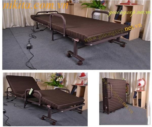 Giường gấp đa năng nikita nKT85